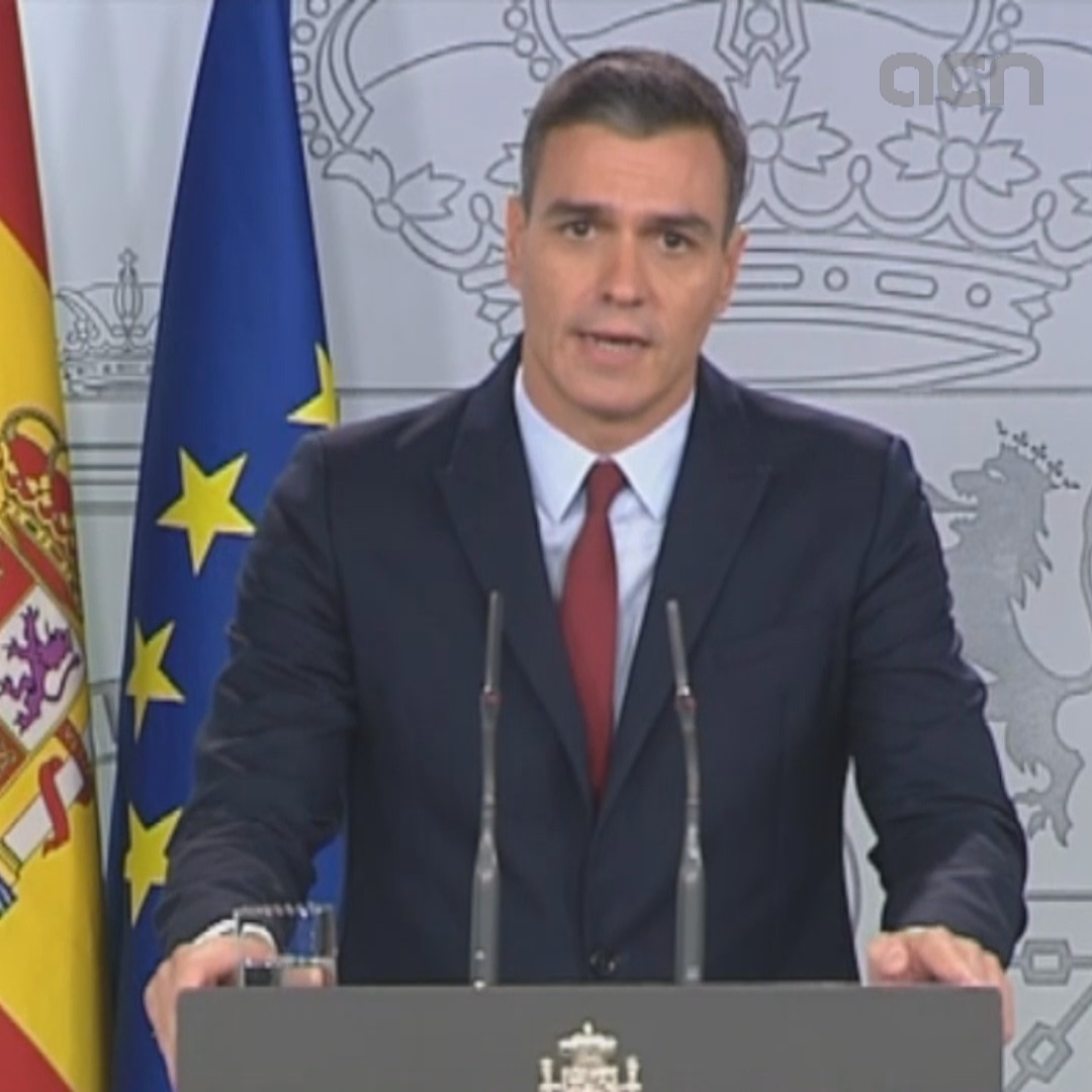 Spain's president: Franco's exhumation 'puts an end to a moral affront'