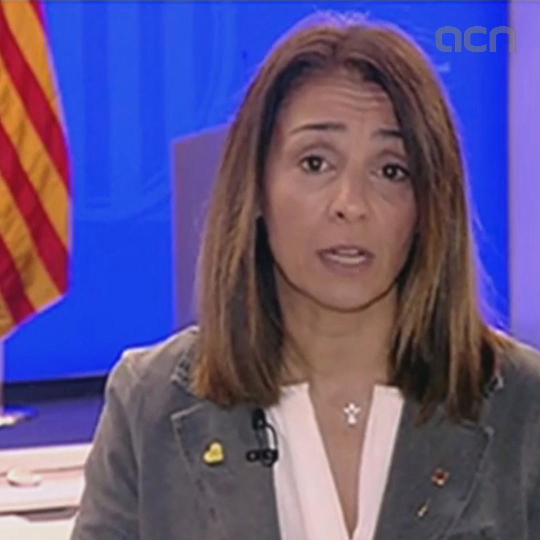 Catalan government spokesperson 'regets' Supreme Court warning