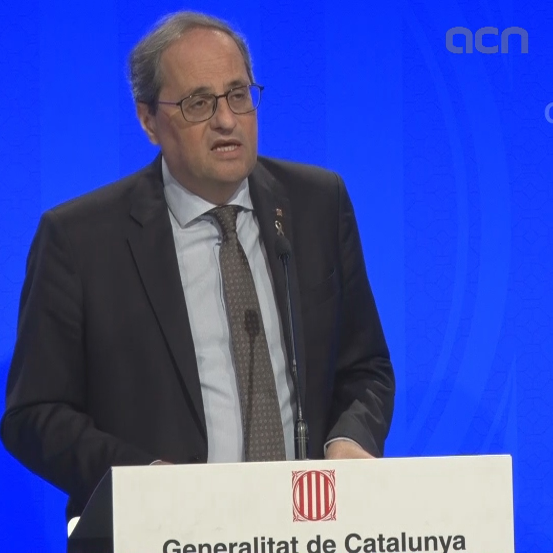 Torra says further measures may have to be implemented to halt spread of coronavirus