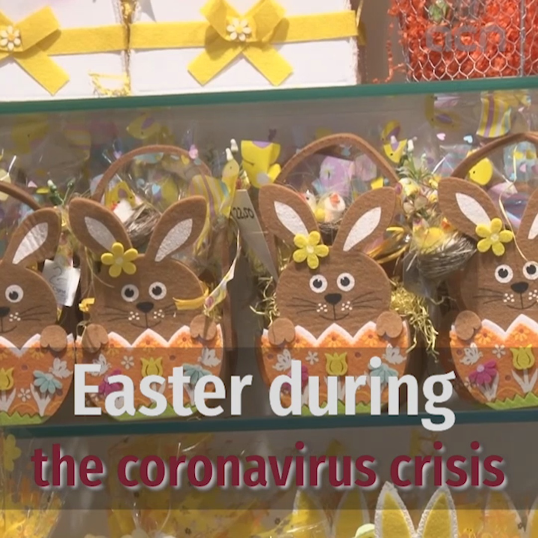 Easter during the coronavirus crisis