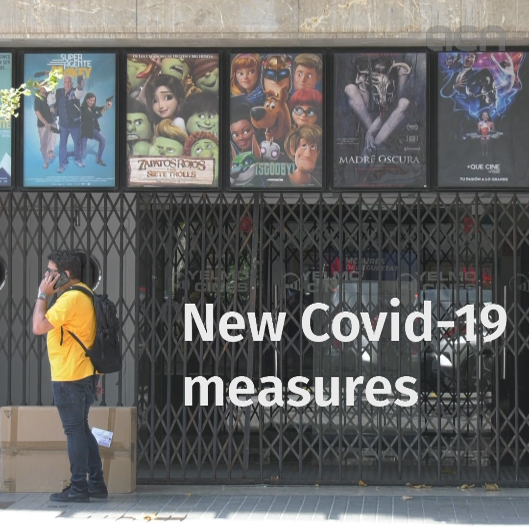 New Covid-19 measures