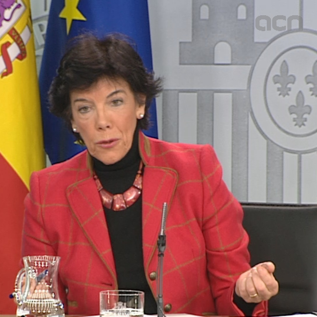 Spanish government spokesperson: Socialists 'do not take ERC's support for granted'
