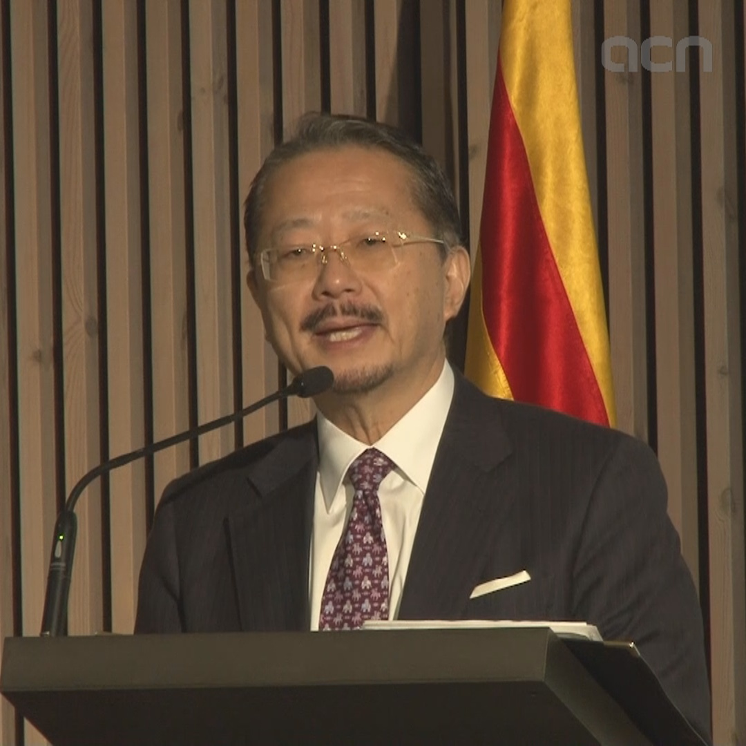 Japanese Consul General says 'opening a direct flight between Barcelona and Japan' is possibility