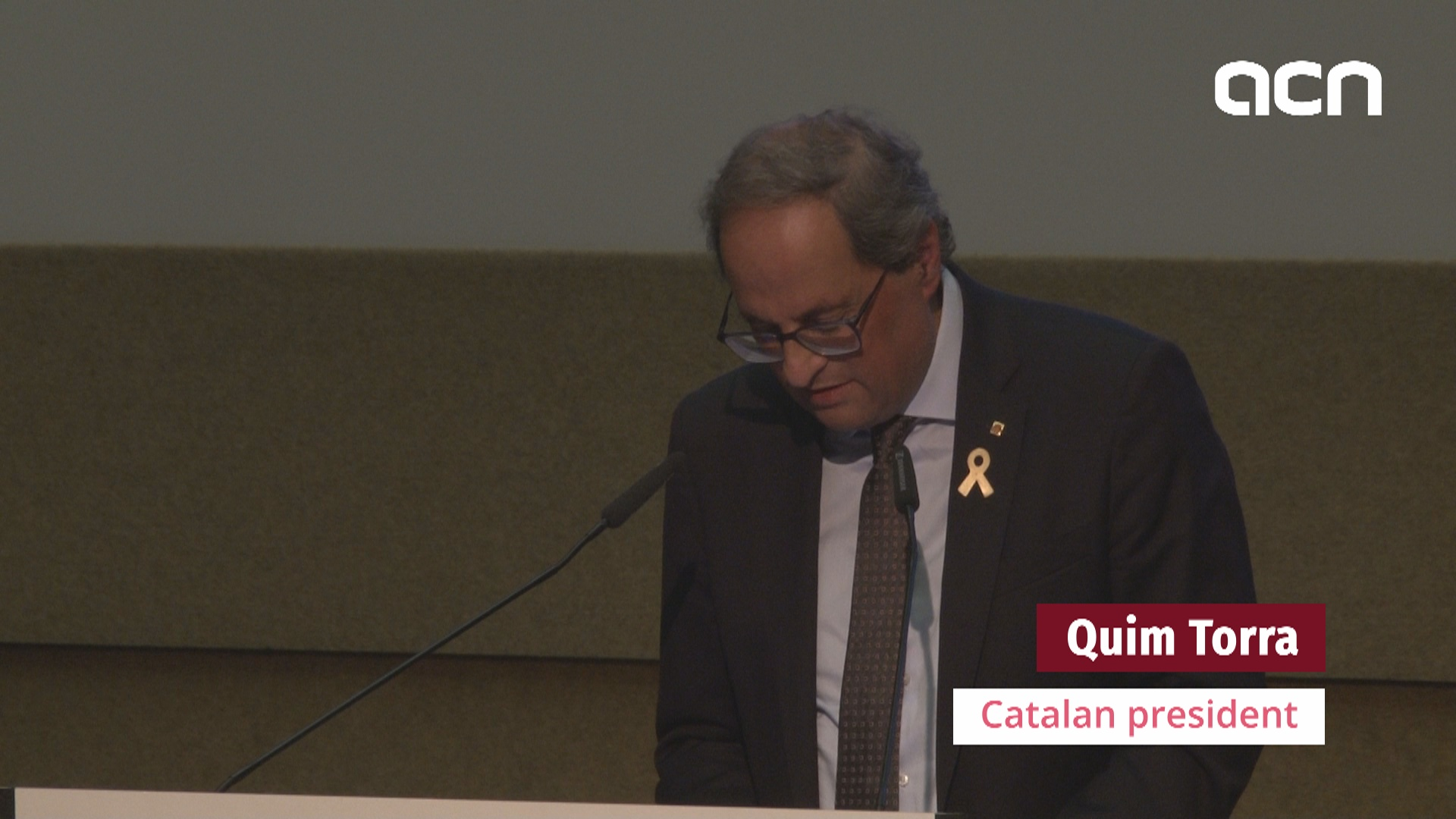 'How can we trust the Spanish government,' asks Torra