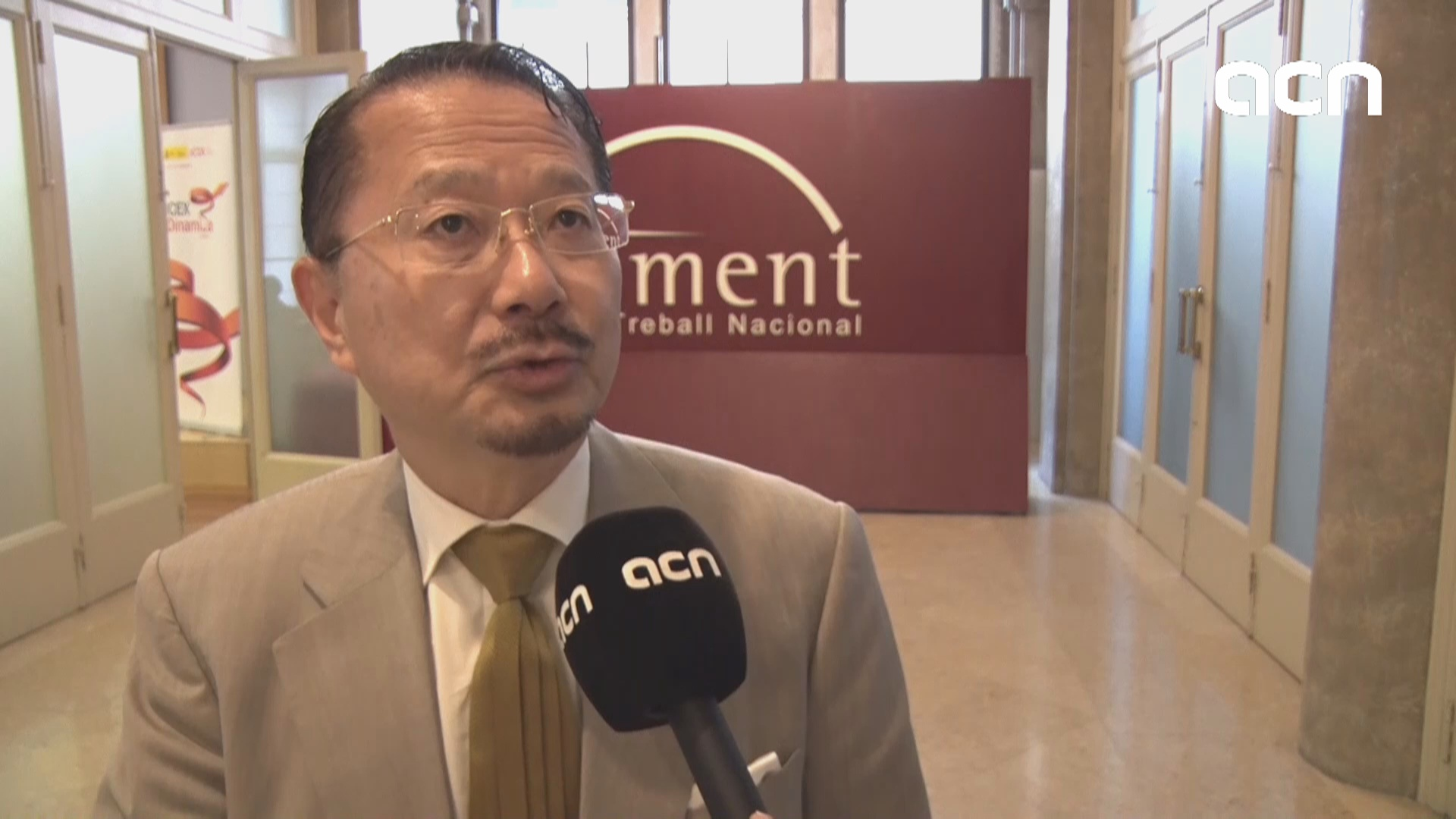 Japanese consul sees 'many opportunities for trade and investment' in Catalonia