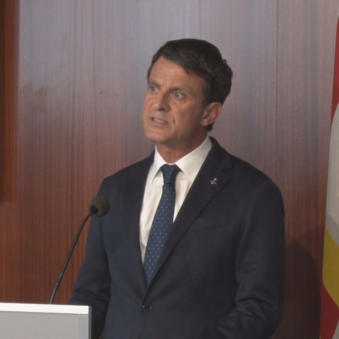 "Manuel Valls denounces the strategy of Ciutadans as ""dangerous and wrong"""