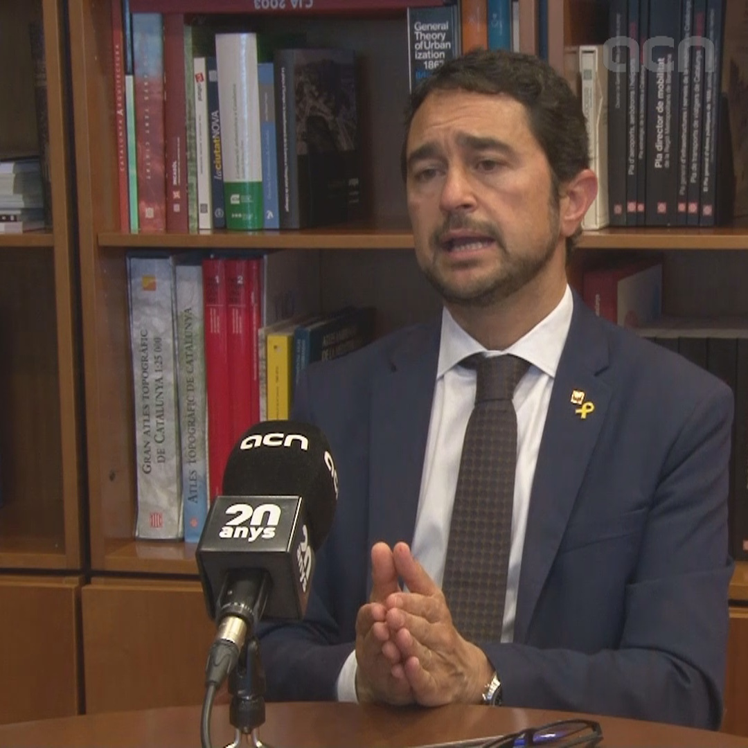 Sustainability minister Calvet says there is a protocol to deal with Goiat the bear