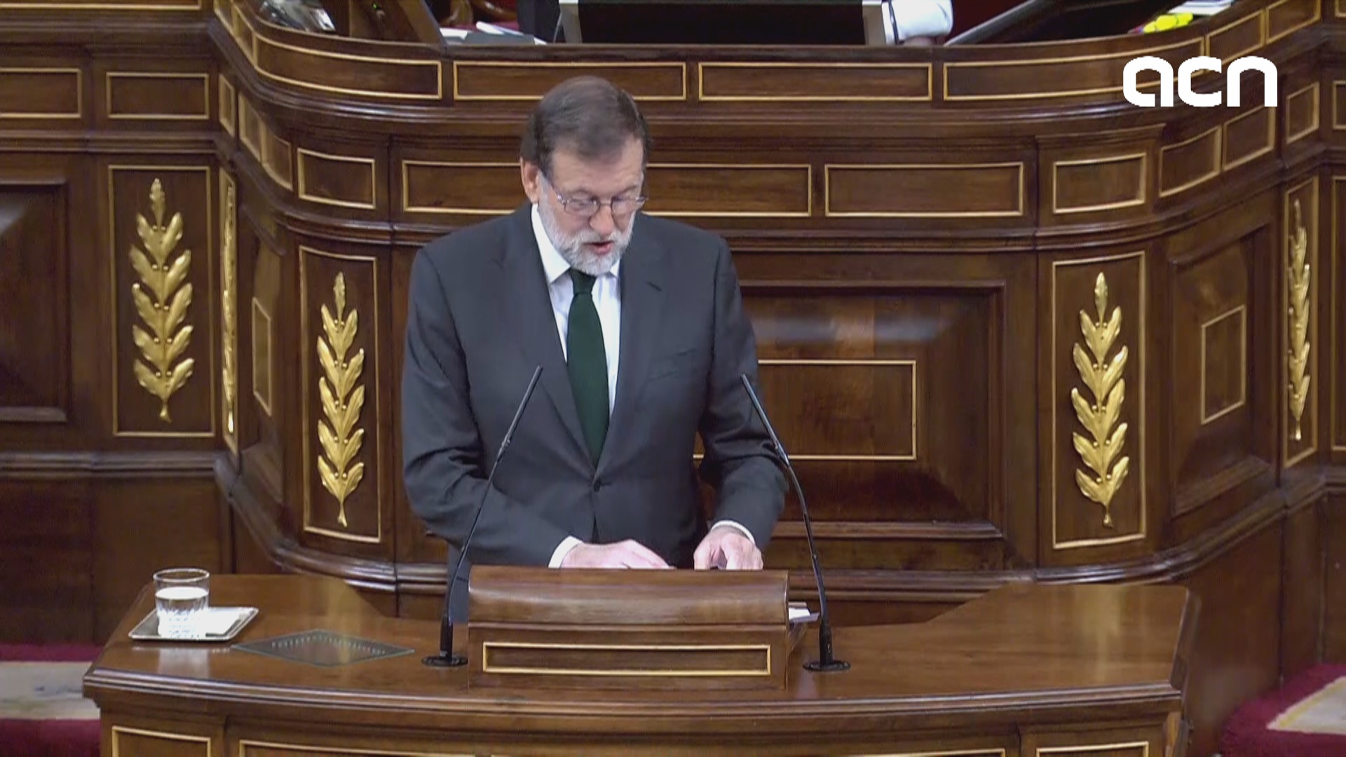 "Mariano Rajoy: ""It's been an honour being president of Spain"""