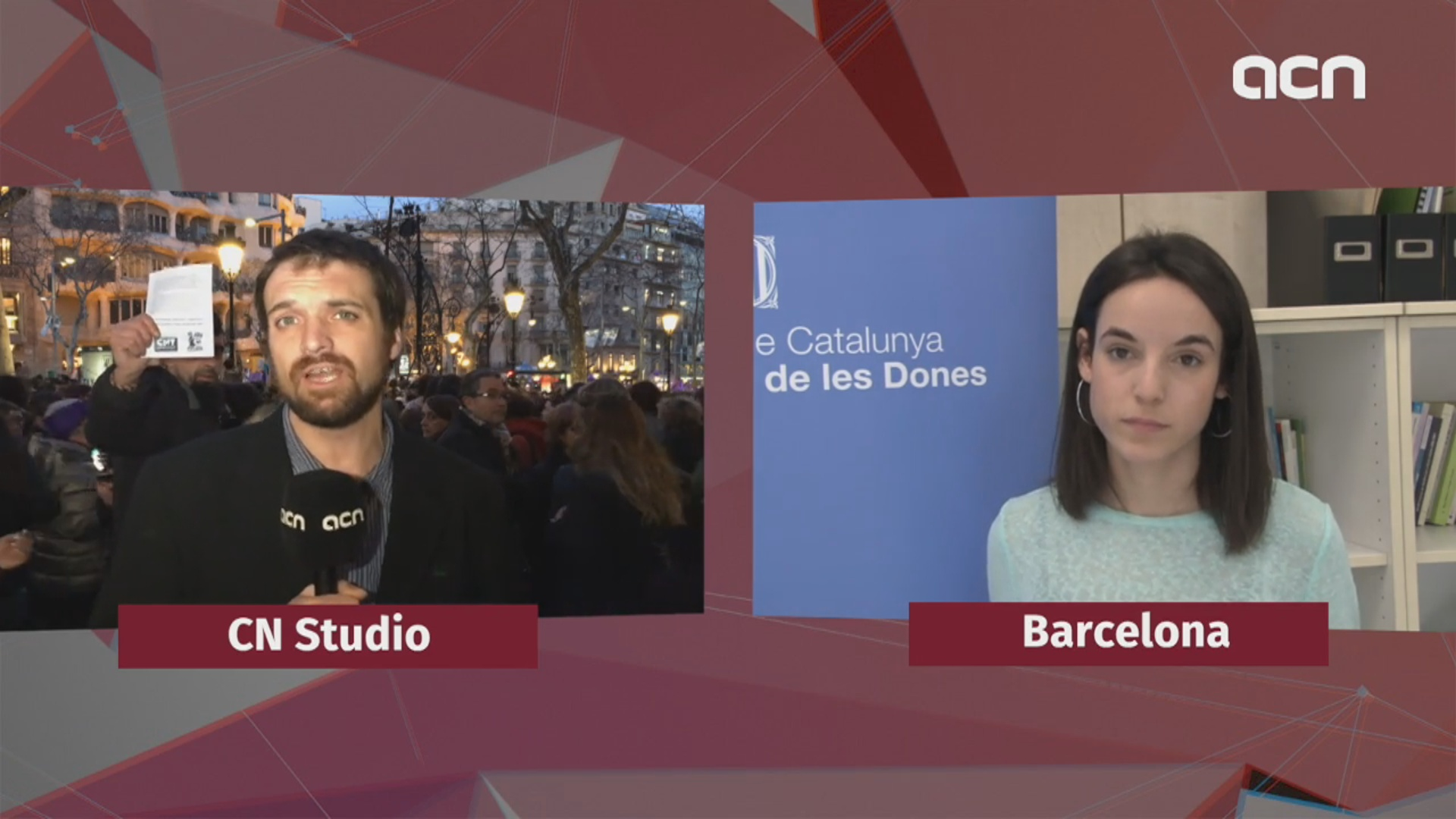 Catalan News interviews Núria Ramon, executive director of the Catalan Women's Institute