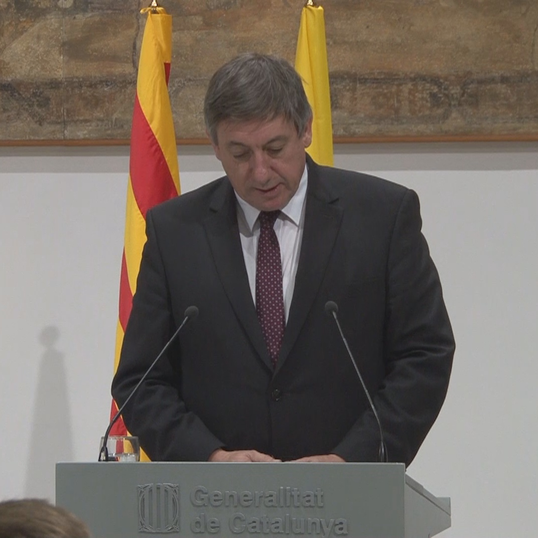 Flanders president urges dialogue between Spanish and Catalan governments