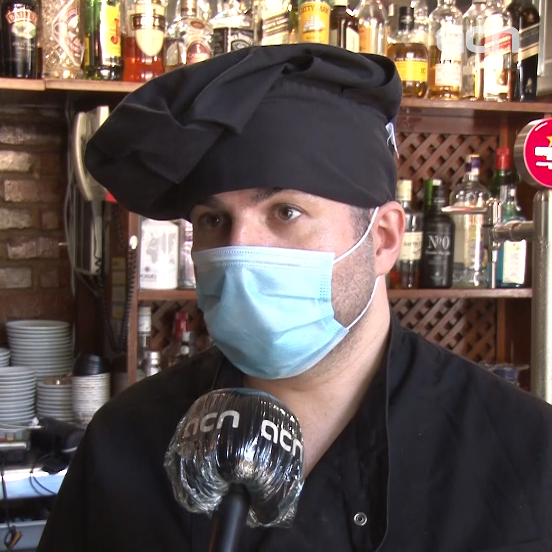 Businesses discuss their experiences partially opening for the first time during the coronavirus lockdown
