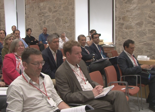 International experts shared their experiences in a conference in Barcelona