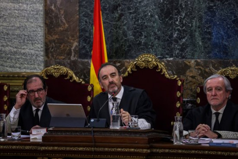 Manuel Marchena is the presiding judge at Madrid's Supreme Court