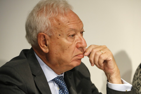 Former Spanish Minsiter for Foreign Affairs, José Manuel García Margallo (by ACN)