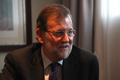 Spanish Prime Minister, Mariano Rajoy (by ACN)