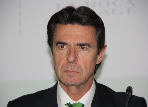 Spanish Minister for Industry, José Manuel Soria (by ACN)