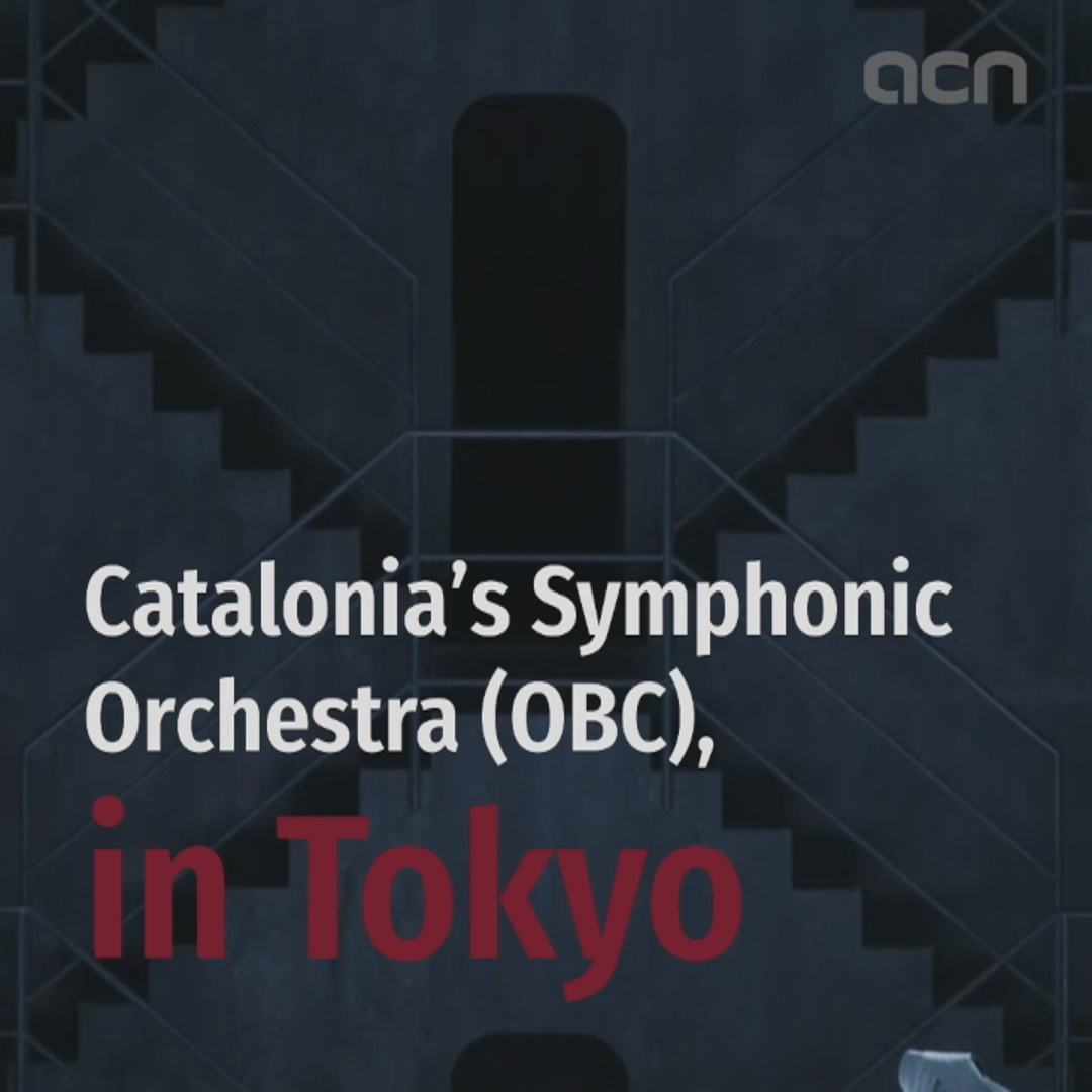 Catalan National Symphonic Orchestra, in Tokyo
