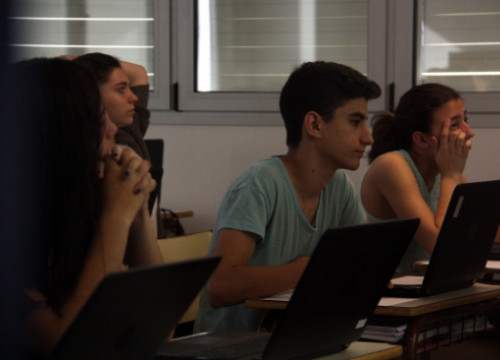 For the first time, in 2015 PISA tests were computer-based (by ACN)