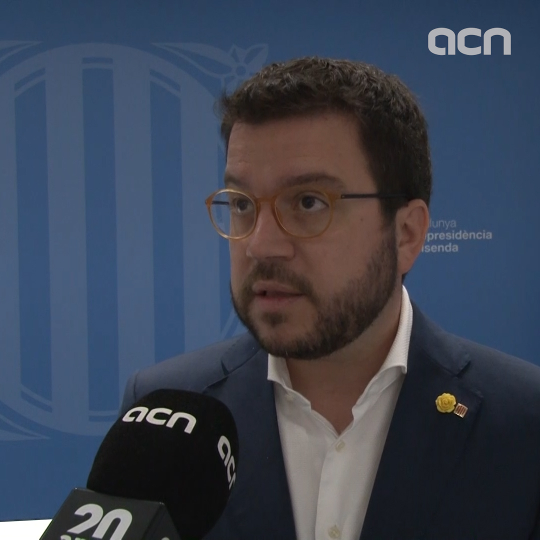 'We need Spain to increase their public spending on Catalonia', says vice president