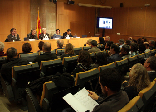 Presentation of 'Fotografia a Catalunya' the website which compiles Catalonia's photographic patrimony (by ACN)