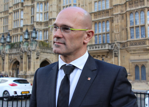 Catalan Ministry for Foreign Affairs, Raül Romeva (by ACN)