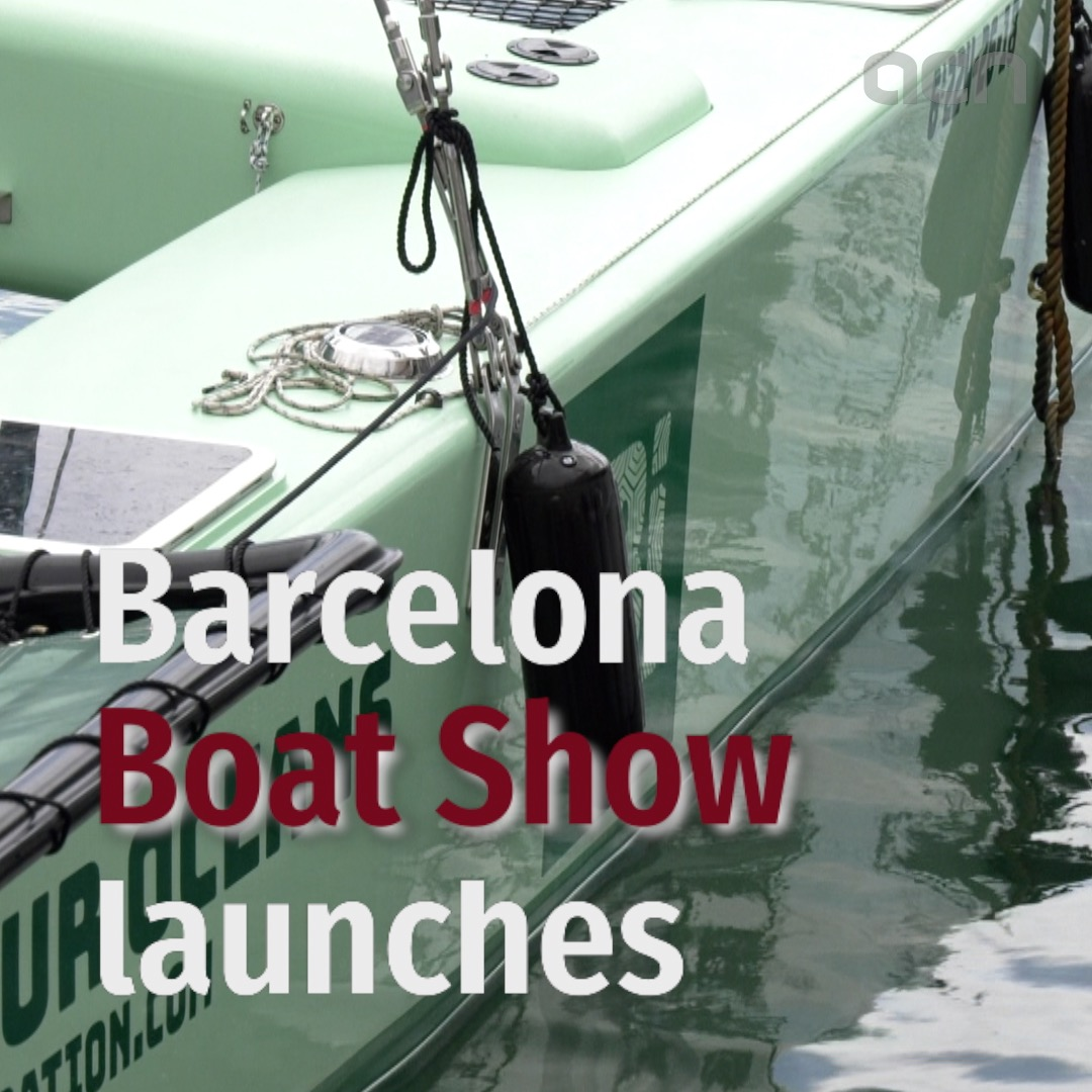 Barcelona Boat Show launches