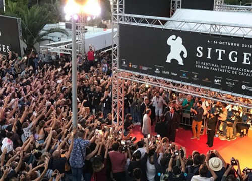 Patrick Wilson and Sam Neill will be among stars on the red carpet (by Sitges)