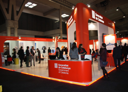 Catalonia's stand at 'Smart City' fair 2016 (by ACN)