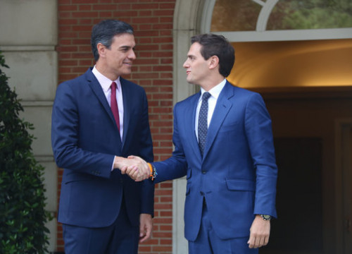 Pedro Sánchez is seeking to form a workable government without a parliamentary majority