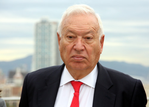 Spanish Minister of Foreign Affairs and Cooperation, José Manuel García-Margallo