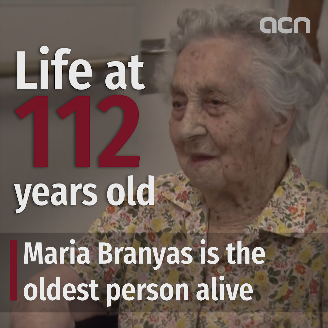 Life at 112 years old