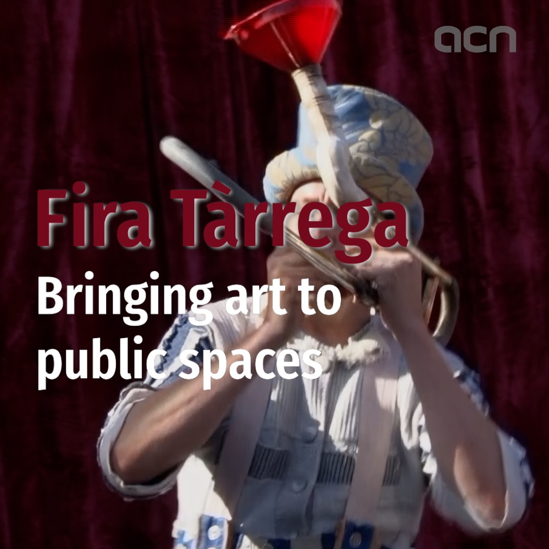 Fira Tàrrega: Bringing art to public spaces