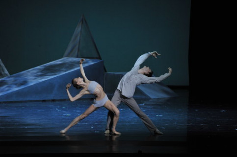 'The Four Seasons' by the Mariïnski Theater Ballet to open the 33rd Peradala Festival (photo courtesy of the Mariïnski Theater)