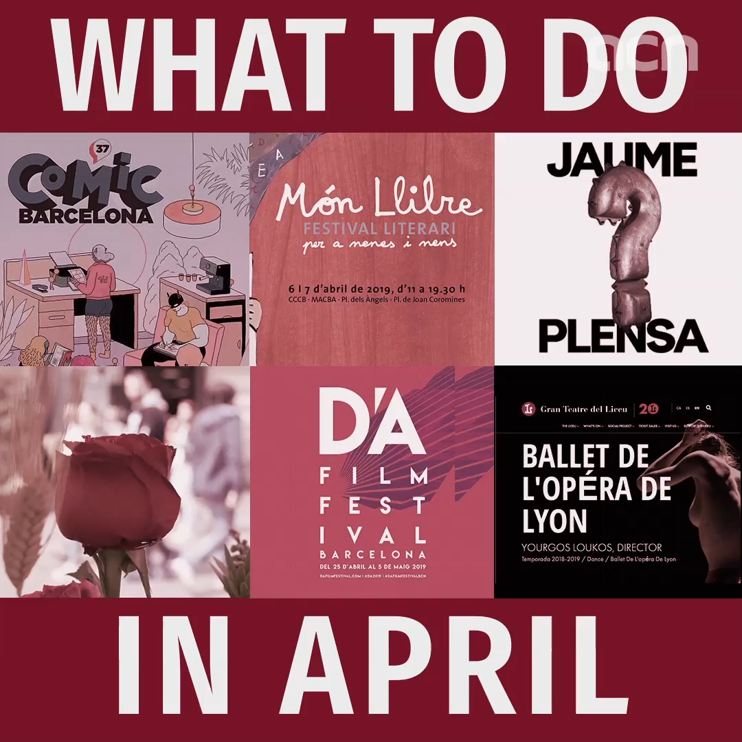What to do in April in Catalonia