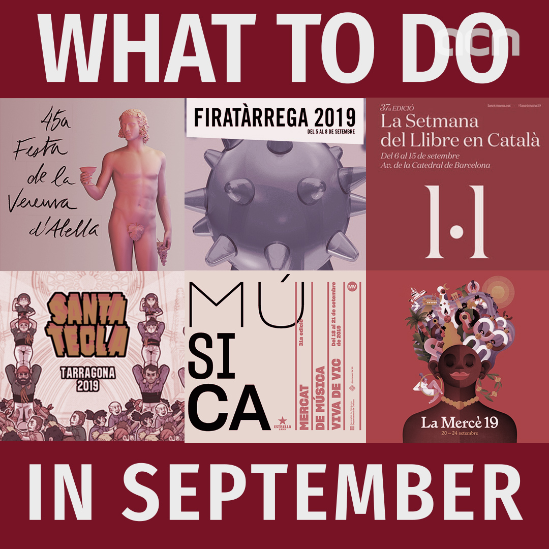 September: what to do in Catalonia