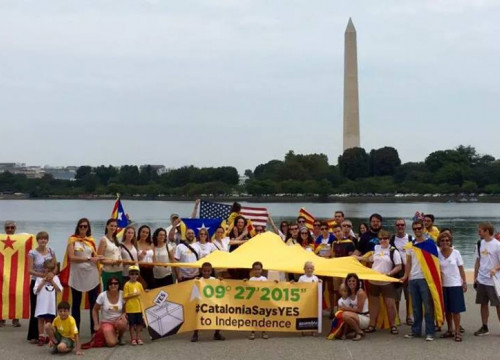 Catalans in Washington DC (by ANC)