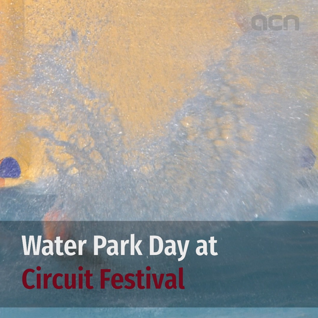 Water park hosts Circuit's biggest party