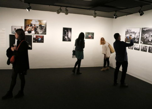 World Press Photo 2019 at Barcelona's CCCB (by Pau Cortina)
