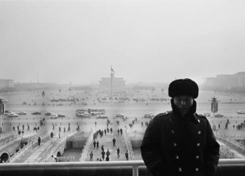 One of Ai Weiwei's pictures on show in Barcelona (by ACN / Ai Weiwei)