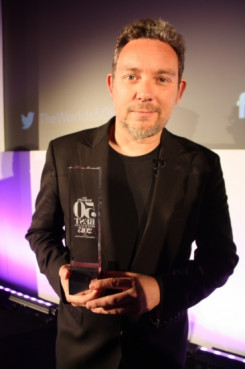 Albert Adrià, awarded the World's Best Pastry Chef (by L. Pous)