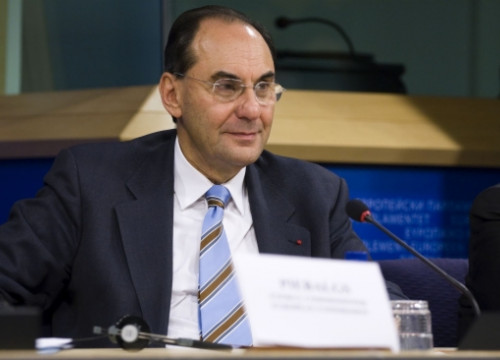 The Catalan MEP, member of the People's Party (PP) and Vice-President of the European Parliament, Alejo Vidal-Quadras (by ACN)