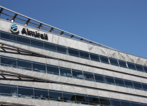 Almirall's headquarters, located in Barcelona (by J. Molina)