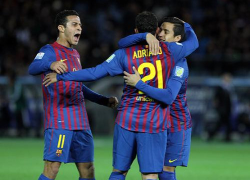 FC Barcelona vs Al-Sadd ended with four goals from the Catalans (by FC Barcelona)