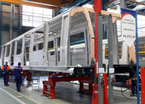 Notthingham's tramway to be built in Alstom's factory in Catalonia (by L. Vilaró)