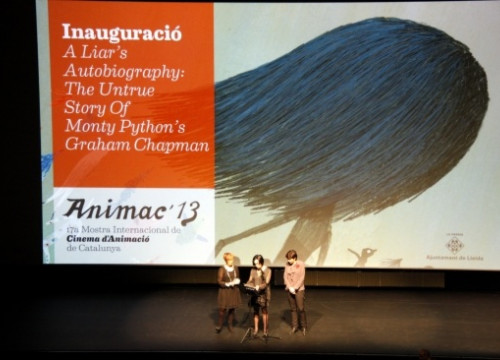 The opening of last year's Animac (by ACN)