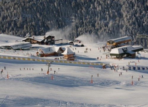 The ski station of Baqueira Beret (by ACN)