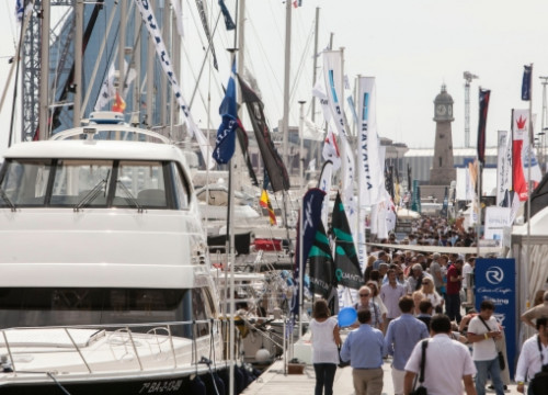 The 2013 International Boat Show of Barcelona, which took place last September (by Saló Nàutic Internacional de Barcelona)