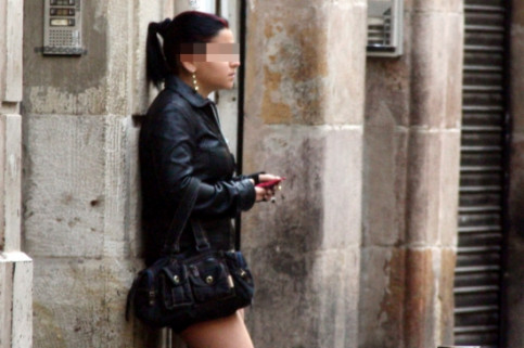 Prostitution complaints in Barcelona reduced by 39% in 2012 compared to the previous year (by ACN)