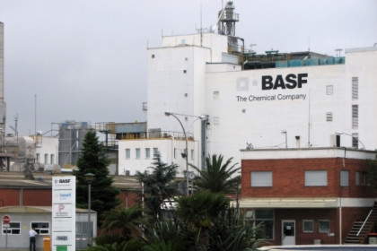 The BASF plant in Tarragona, focused on industrial chemicals and not affected by this decision (by ACN)