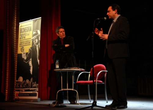 BCNegra 2012 was presented in Barcelona two weeks ago (by M. Amengual)